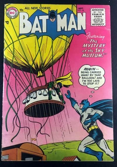 Batman (1940) #94 VG+ (4.5) with Robin
