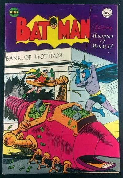 Batman (1940) #80 apparent FN/VF (7.0) color touch Joker story