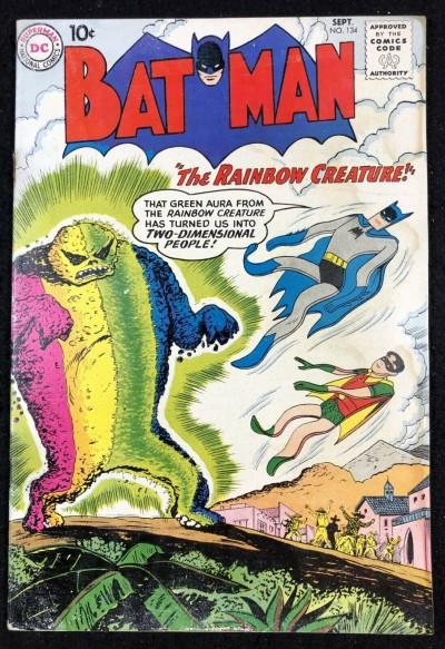Batman (1940) #134 GD/VG (3.0) and Robin