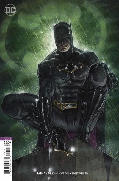 Batman (2016) #51 VF/NM Kaare Andrews Variant Cover