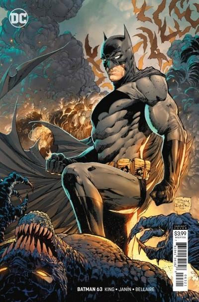 Batman (2016) #63 VF/NM Tony Daniel Variant Cover DC Universe