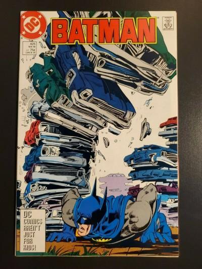 Batman #425 (1988) NM 9.4 Jim Starlin script Jason Todd|