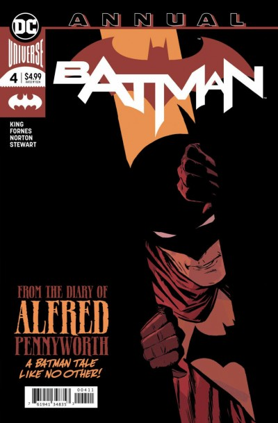 Batman Annual (2019) #4 VF/NM Lee Weeks Cover Tom King
