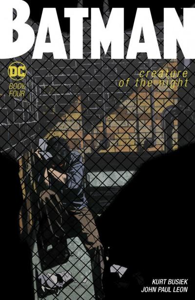 Batman: Creature of the Night (2017) #4 VF/NM Kurt Busiek John Paul Leon