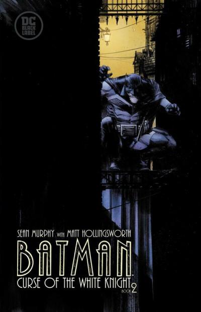 Batman: Curse of the White Knight (2019) #2 VF/NM Sean Murphy Batman Cover
