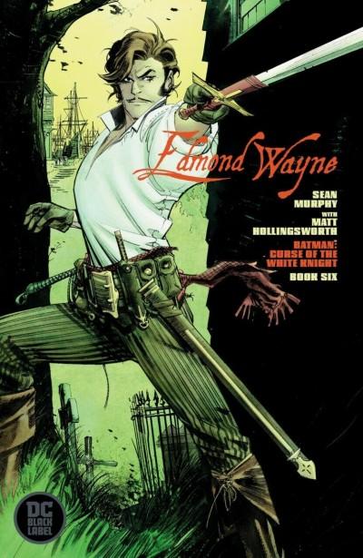 Batman: Curse of the White Knight (2019) #6 NM (9.4) Sean Murphy Variant