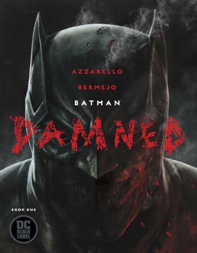 Batman: Damned (2018) #'s 1 2 3 Complete VF/NM-NM Set ALL 1st Prints + Variants