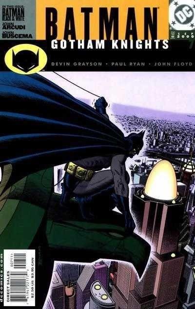 BATMAN: GOTHAM KNIGHTS (2000) #7 VF/NM  BRIAN BOLLAND