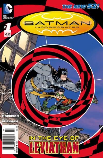 BATMAN INCORPORATED (2012) VOLUME 2 #1 VF/NM THE NEW 52! GRANT MORRISON