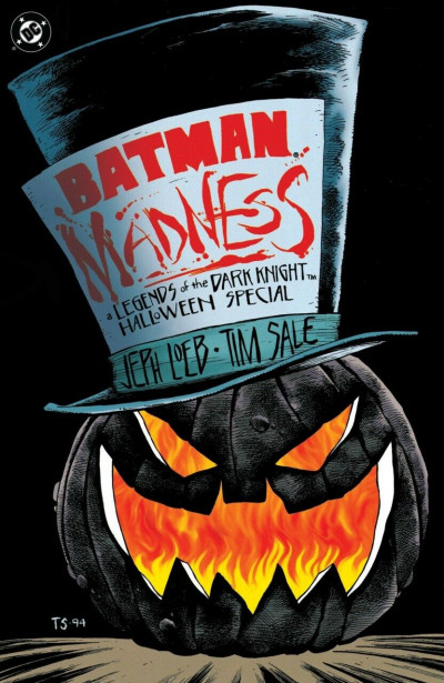 Batman: Legends of the Dark Knight Halloween Special (1994) VF/NM-NM Tim Sale