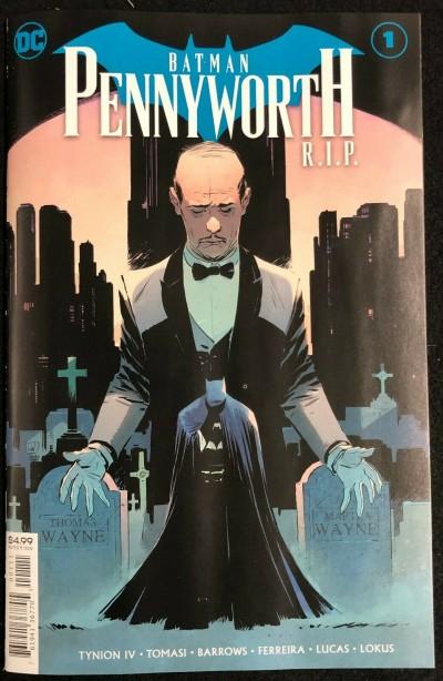 Batman Pennyworth RIP (2020) #1 VF/NM (9.0)