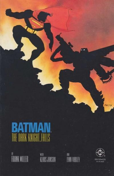 Batman: The Dark Knight (1986) #'s 1 2 3 4 Complete Frank Miller VF+ Set