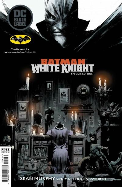 Batman: White Knight Batman Day 2018 Special Edition #1 VF/NM Sean Murphy Art