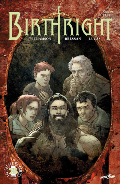 Birthright (2014) #29 VF/NM Image Comics