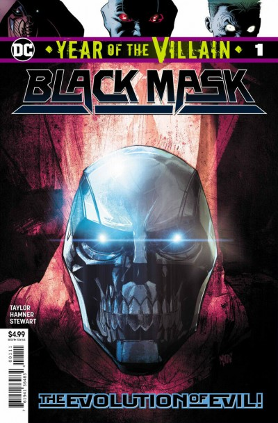 Black Mask: Year of the Villain (2019) #1 VF/NM