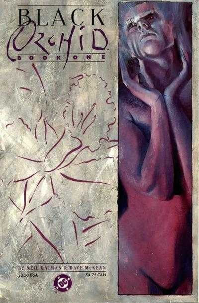 Black Orchid (1988) #'s 1 2 3 Complete VF/NM Lot Neil Gaiman Dave McKean