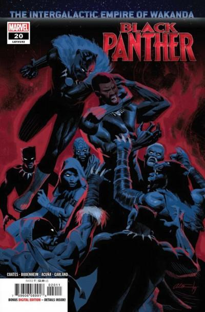 Black Panther (2018) #20 (#192) VF/NM