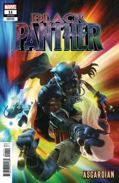Black Panther (2018) #11 (#183) VF/NM Rahzzah Asgardian Variant Cover