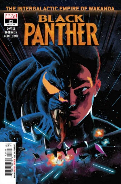 Black Panther (2018) #21 (#193) VF/NM Daniel Acuña Cover