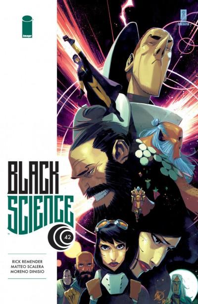 Black Science (2013) #42 VF/NM Rick Remender Image Comics