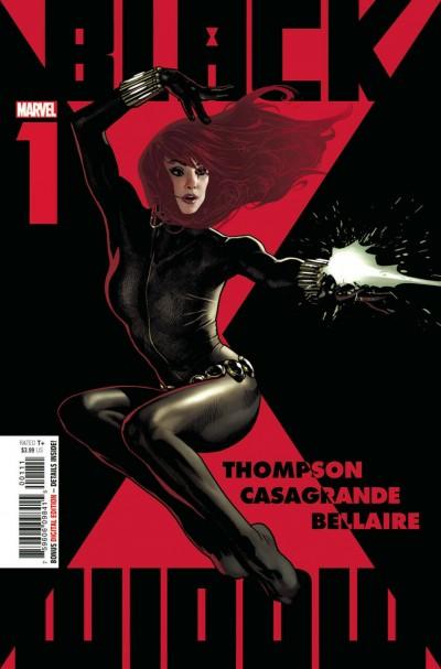 Black Widow (2020) #1 VF/NM Adam Hughes Cover