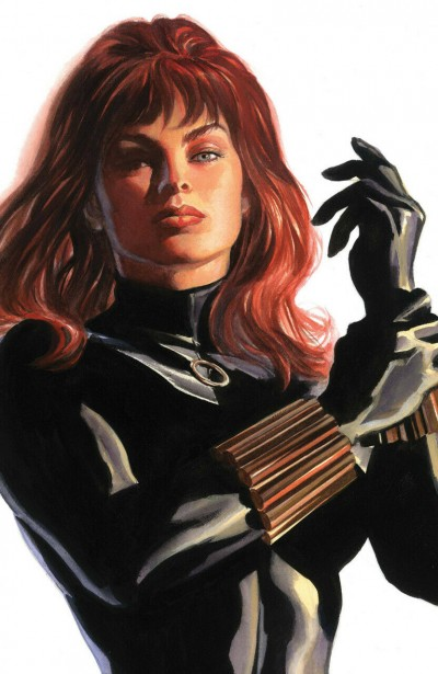 Black Widow (2020) #2 VF/NM Alex Ross Timeless Variant Cover (Black Widow)