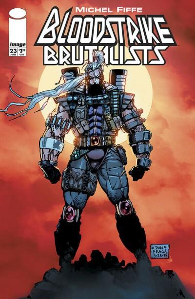 Bloodstrike (2018) #23 VF/NM Image Comics