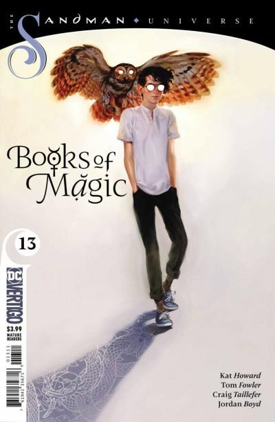 Books Of Magic (2018) #13 VF/NM Sandman Universe DC Vertigo