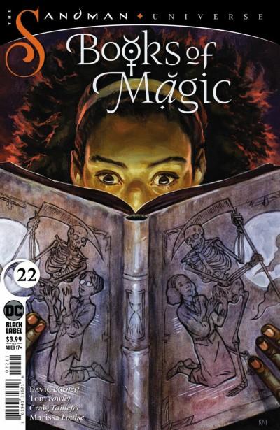 Books Of Magic (2018) #22 VF/NM Sandman Universe DC Vertigo Black Label