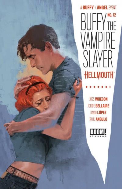 Buffy The Vampire Slayer (2019) #12 VF/NM Boom! Studios