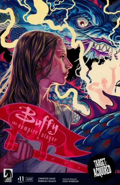 Buffy The Vampire Slayer Season 11 (2016) #11 VF/NM Dark Horse Comics