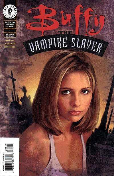 BUFFY THE VAMPIRE SLAYER (1998) #1 VF+ PHOTO COVER DARK HORSE COMICS