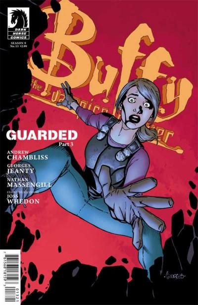 BUFFY THE VAMPIRE SLAYER SEASON 9 #13 FN/VF COVER B DARK HORSE JOSS WHEDON