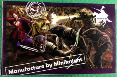Caesar Miniatures 1/72 scale Ratmen 12 figures/Poses #F108 Miniknight