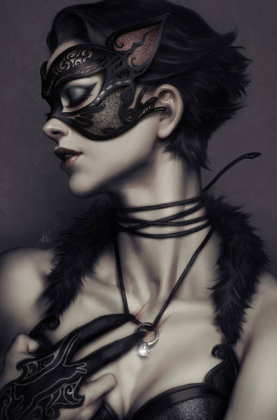 Catwoman (2018) #4 VF/NM Artgerm Sexy Variant Cover