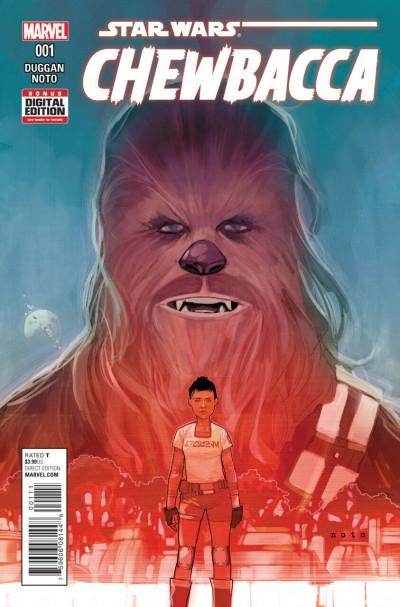 Chewbacca (2015) #'s 1 2 3 4 5 Complete VF/NM Set Star Wars