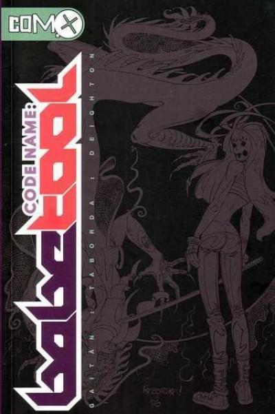 Codename: Babetool (2002) Volume 1 VF+ OOP Tpb Com.X José Luis Gaitan Manga