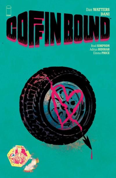 Coffin Bound (2019) #6 VF/NM Image Comics