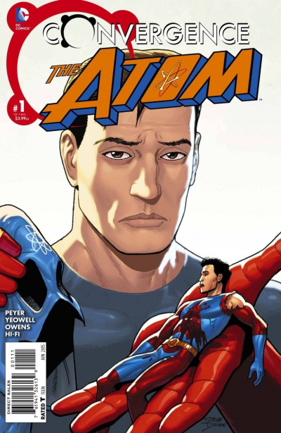 CONVERGENCE: THE ATOM (2015) #1 OF 2 VF/NM
