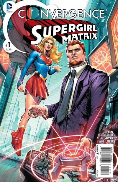 CONVERGENCE:SUPERGIRL MATRIX  (2015) #1 OF 2 VF/NM