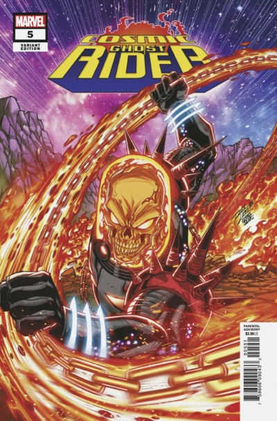 Cosmic Ghost Rider (2018) #5 VF/NM Ron Lim Variant Cover