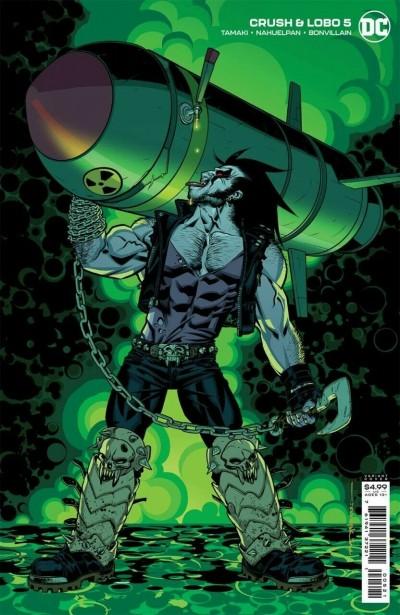 Crush & Lobo (2021) #5 of 8 VF/NM Brian Stelfreeze Variant Cover