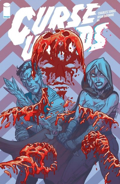 Curse Words (2017) #21 VF/NM Image Comics