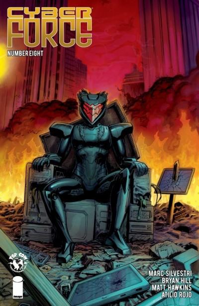 Cyber Force (2018) #8 VF/NM Image Comics