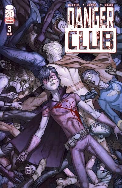 Danger Club (2012) #3 VF/NM Image Comics