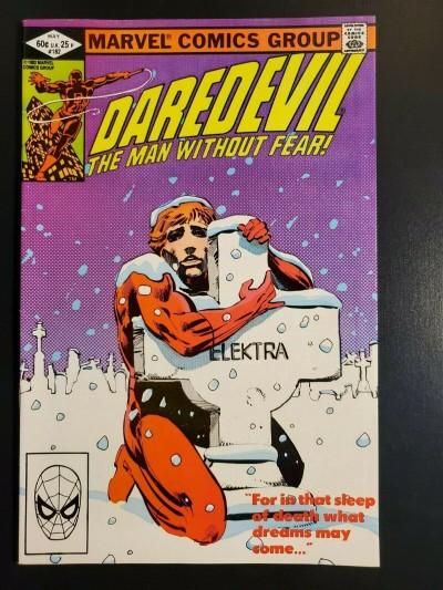 Daredevil #182 VFNM (9.0) Frank Miller Janson Punisher Kingpin 1st Mr Spindle 