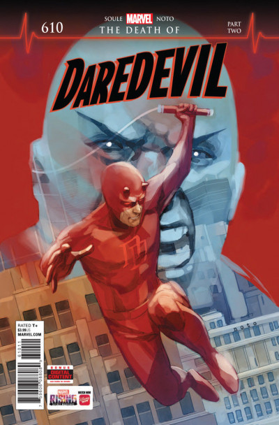 Daredevil (2015) #610 VF/NM 1st Appearance Vigil