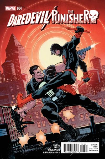 Daredevil/Punisher (2016) #4 VF/NM