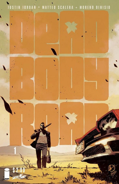 DEAD BODY ROAD (2013) #1 VF/NM-NM FIRST PRINTING 1ST PRINT IMAGE COMICS