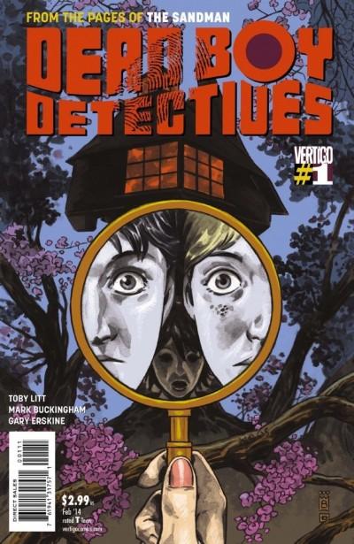 DEAD BOY DETECTIVES (2013) #1 VF/NM VERTIGO SANDMAN